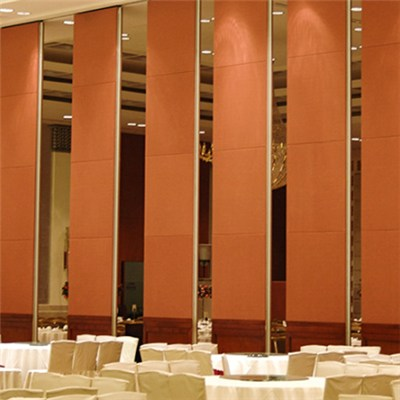 Restaurant Movable Partition Wall