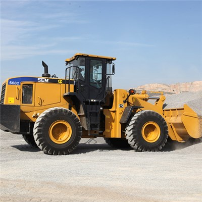 SEM668C 669C Wheel Loader