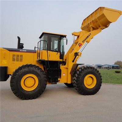 G Series Wheel Loader