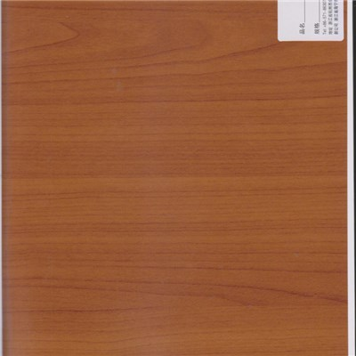 PVC Matt Wood Grain Film For Wall Panel