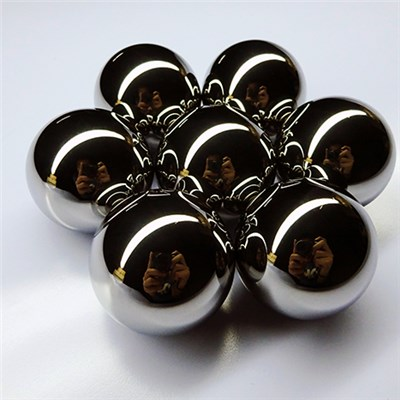 302 Stainless Steel Balls