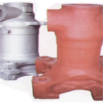Ductile Cast Iron Parts For Injection Molding Machine