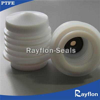 Metal Insert PTFE Bellows