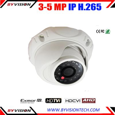 3MP Full HD IP Camera