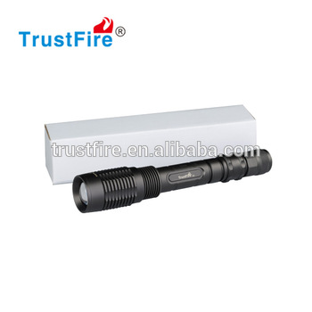 1 Mode Zoomable LED Torch