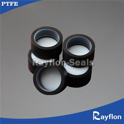 PTFE PFA Screw Caps