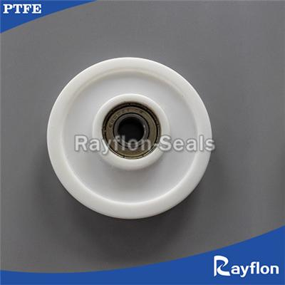Teflon PTFE Pulley Wheels