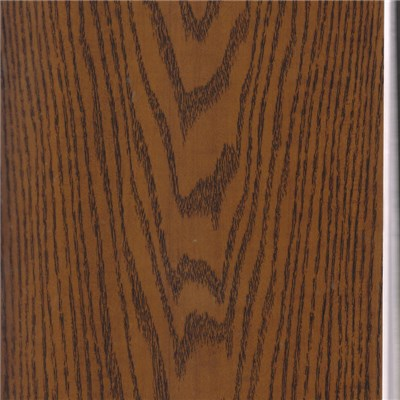 PVC Matt Wood Grain Film For Door Using