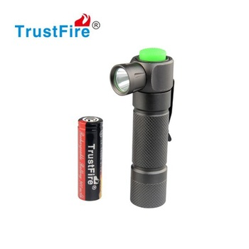 AA Small LED Flashlight