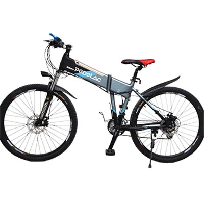 26 Inches Cross-country BMX Mountain Electric Folding Bikes With Derailleur