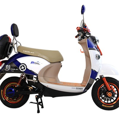 800W 60V20AH Beautiful Fashion Popular Electric City Motorcycles
