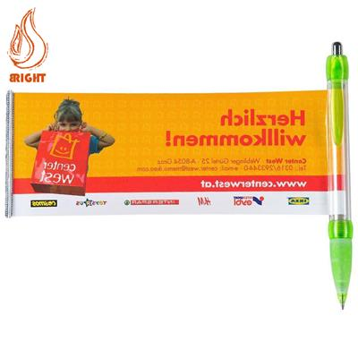 Advertising Banner Pen For Promotion