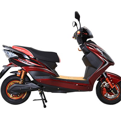 800W 60V 20AH Big-size Luxury Practical Road Electric Sport Motorcycles