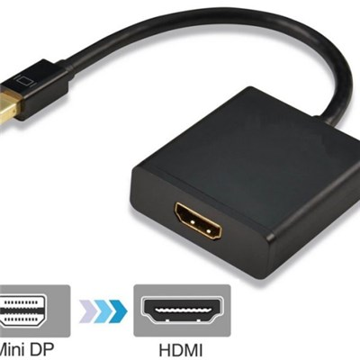 mini dp to hdmi converter cable