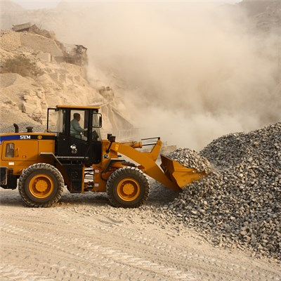 SEM636B 639B Wheel Loader