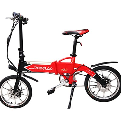 16 Inches 240W 36V 10AH Smart Household Light Electric Folding Bikes