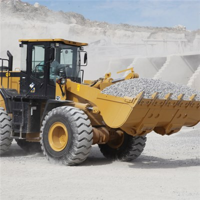 SEM658C 659C Wheel Loader