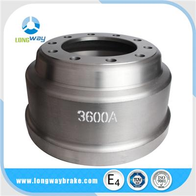 (3600AX,3600A,66864,3123207002,X60794,1513600A,5303301,123207)	Brake Drum	for	WEBB/GUNITE