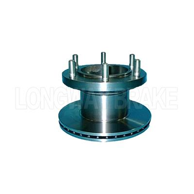 FIV103(1904693, 1904693, 1904696, 93814402)Brake Disc For IVECO FIAT Daily 50.12, 59.12 92-99