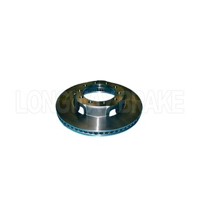 FIV117(42471214)Brake Disc For IVECO DAILY 65C11, C13, C15 2000- FRONT