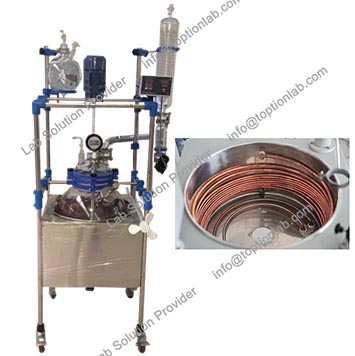 Glass Reactor Vessel Manufacturer In China