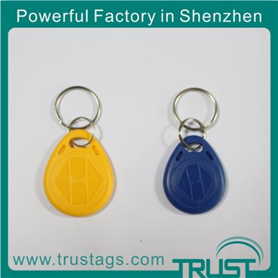 Low Price RFID LF Customized Key Fob