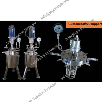 High Pressure Reactor Manufacturers In China