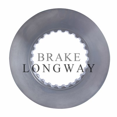 VOL109(85103805,3173047)Brake Disc	for	VOLVO.FH12 Trailing Axle 375 Mm, Solid