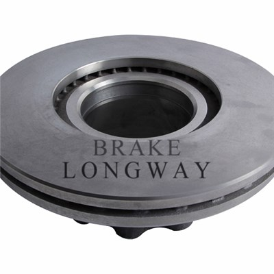 MAN109(81508030039,9704230212)Brake Disc For MAN L2000 Series, LE Series Rear
