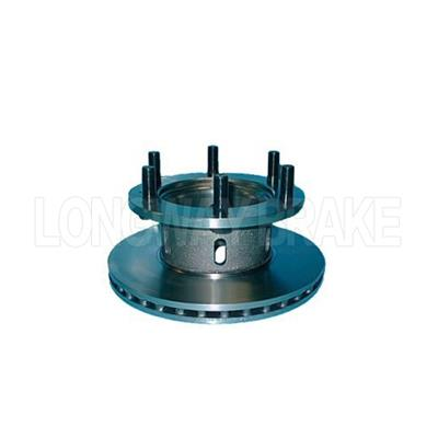 FOI106(1904532, 7168368, 7168368, 7171274)Brake Disc For IVECO Eurocargo 60.12 - 109.1 87-92