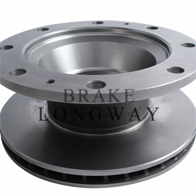 FOI101(1908578, 7172018, 7172078,1907527, 1907530, 1907526,1907726	)Brake Disc For IVECO Eurocargo 80E15-180EL28 Tector 91-