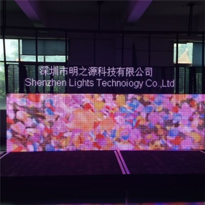 p16  led curtain screen for sale