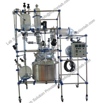 50 L Glass Reactor