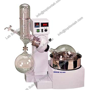 Multiple Effect Rotary Evaporator