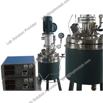 Parr Pressure Reactor Customize From China