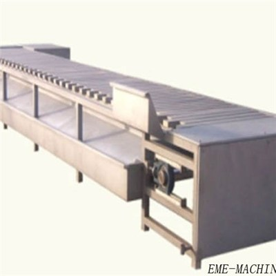 Manual Pig Carcass Collection Conveying Table
