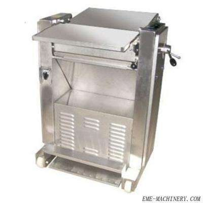 Pig Subsection Meat Skin Removed Machine