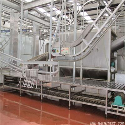 Pig Carcass De-Boning Descend Machine