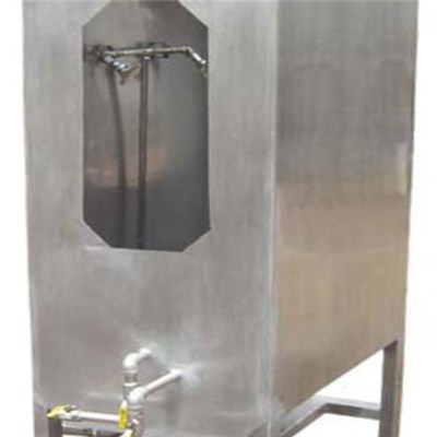 Poultry Carcass Cleaning Device