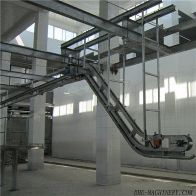 Pig Bleeding Shackle Descend Machine