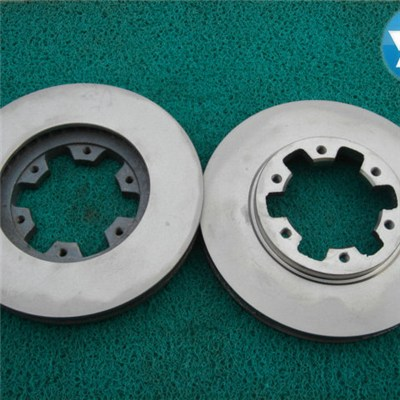 Brake Disc For NISSAN
