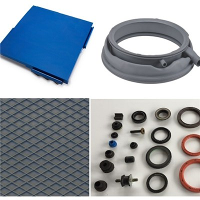 Application Rubber Parts