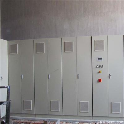 Frequency Type Poultry Abattoir Equipment Electric Controlling Cabinet
