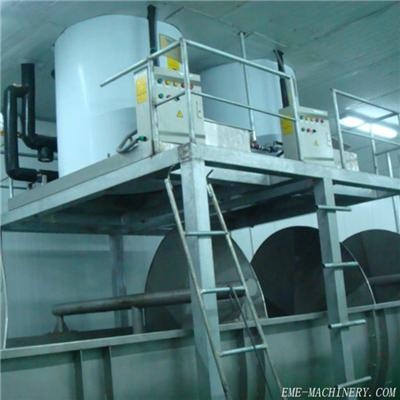 Poultry Abattoir Ice Flack Machine