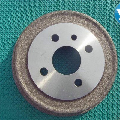 Brake Drum For DAEWOO