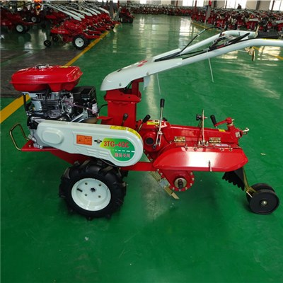 Rotary Cultivator Manage Machine