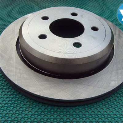Brake Disc For LINCOLN