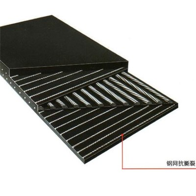 Anti-tearing Steel Cord Conveyor Belt