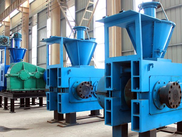 Charcoal Briquette Press /Charcoal Briquette Machine/Fote Charcoal Briquette Machine