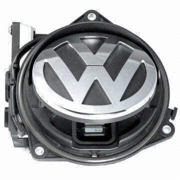 RGB Emblem Camera Built-In Ipas For VW